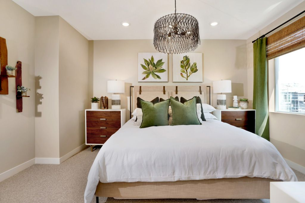 Bedroom featured in the 1B By Melia Homes in Los Angeles, CA