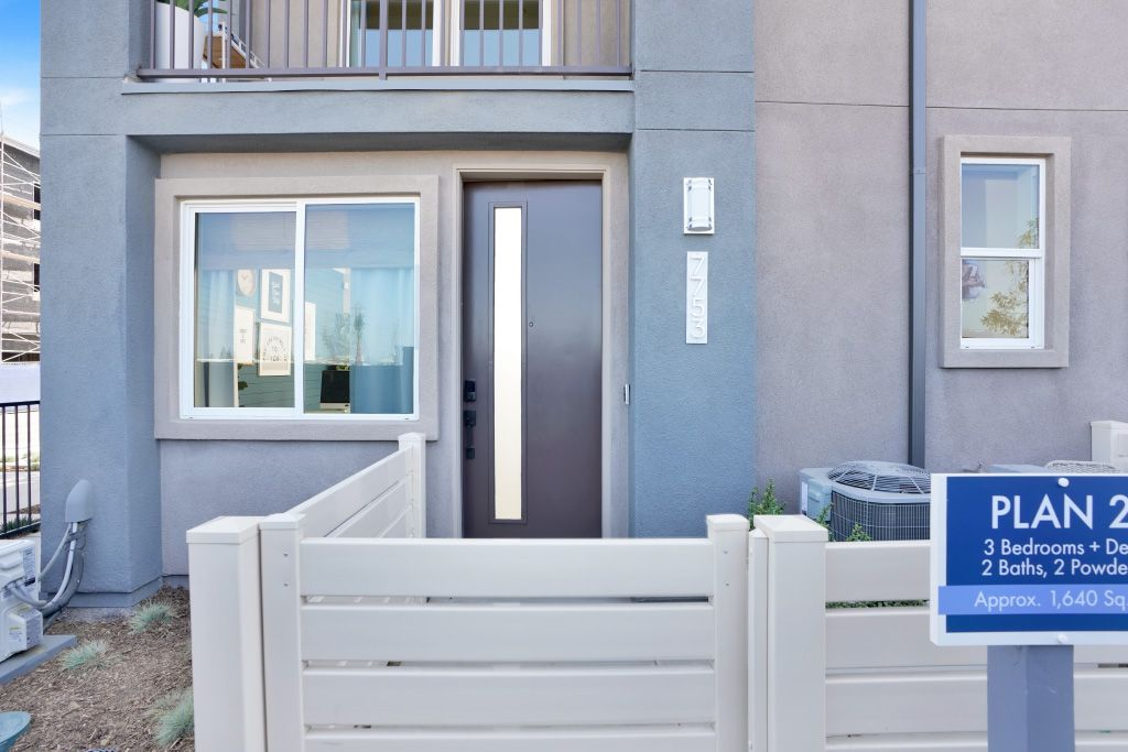 Exterior featured in the 2B By Melia Homes in Los Angeles, CA