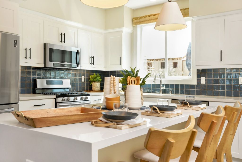 Kitchen featured in the 2B By Melia Homes in Los Angeles, CA