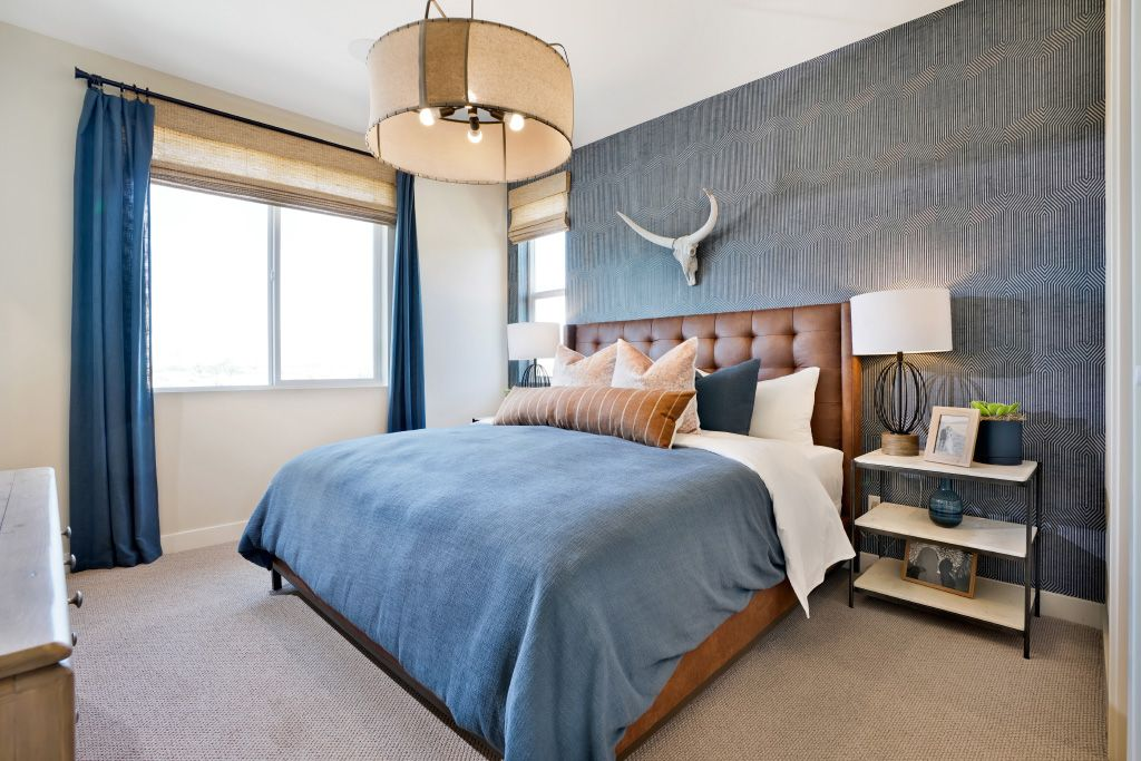 Bedroom featured in the 2B By Melia Homes in Los Angeles, CA