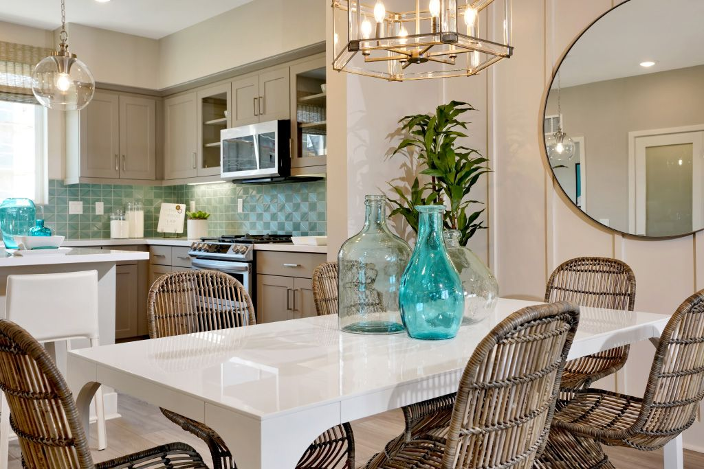 Kitchen featured in the 4B By Melia Homes in Los Angeles, CA