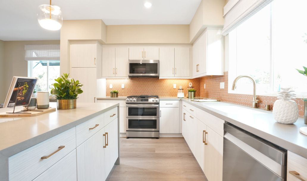 Kitchen featured in the Plan 4A By Melia in Orange County, CA