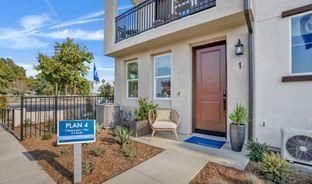 Plan 4B - Townes at Magnolia: Anaheim, California - Melia