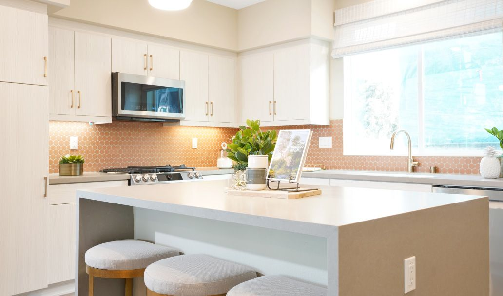 Kitchen featured in the Plan 4B By Melia in Orange County, CA