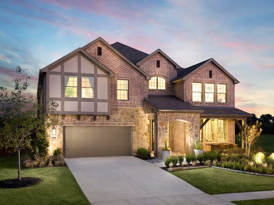 The stately Bowman home plan.