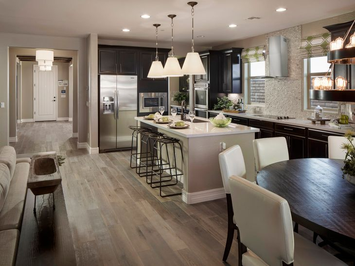 Beautiful kitchens perfect for entertaining.