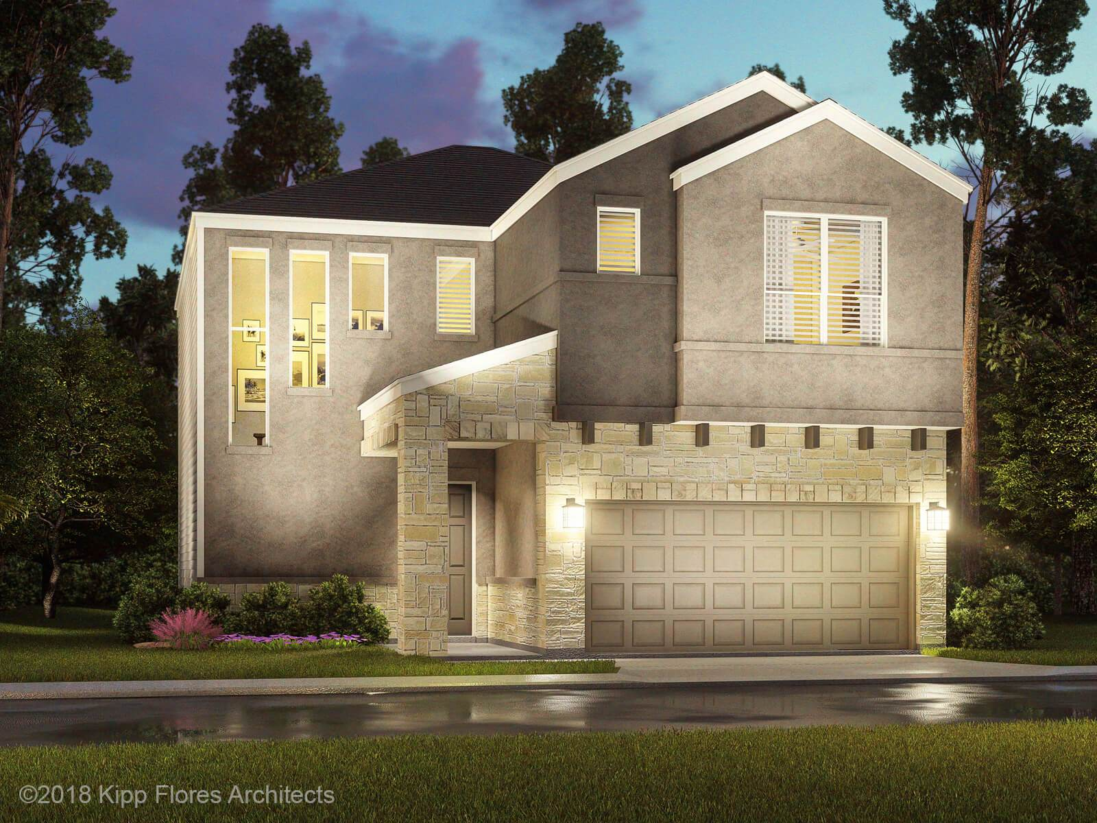 Spring Brook Village   Patio Home Collection In Houston, TX, New Homes U0026  Floor Plans By Meritage Homes