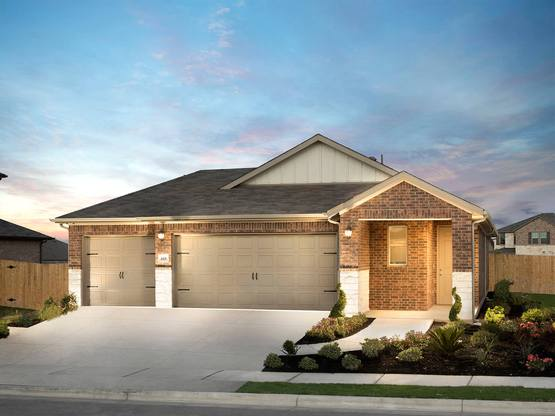 The Everglade is one of six beautiful homes to choose from.