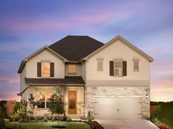 Have a look at the gorgeous Evergreen plan