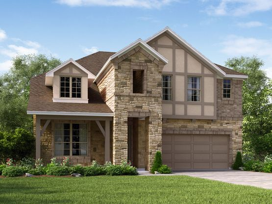 The stunning Silver Maple - one of many plans to choose from at Water Oak.