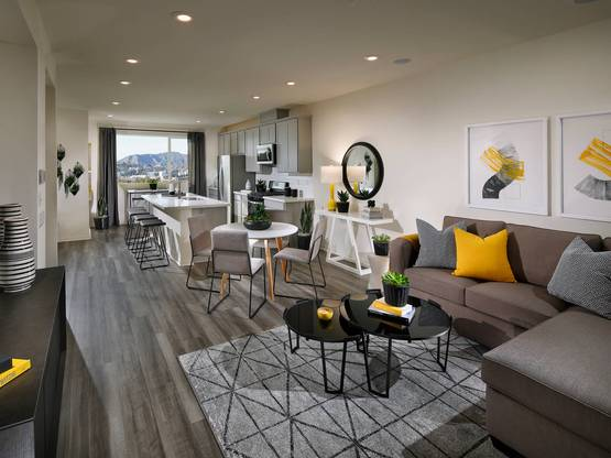 Mosaic In Northridge Ca New Homes By Meritage Homes