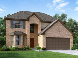 The Triton - Riverstone Ranch - The Manor - Classic: Pearland, Texas - Meritage Homes