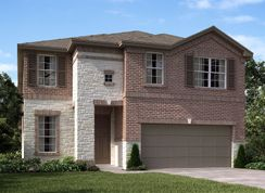 The Sabine - Ranch Park Village - Texana Series: Sachse, Texas - Meritage Homes