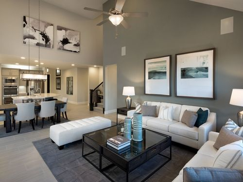 Greatroom-and-Dining-in-The Beech-at-Terrace Oaks - Reserve Series-in-Corinth