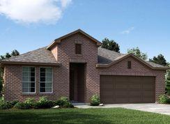 The Holly (4004) - Water Oak: Georgetown, Texas - Meritage Homes