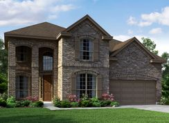 The Andes (5542) - Alexander Estates: Tomball, Texas - Meritage Homes