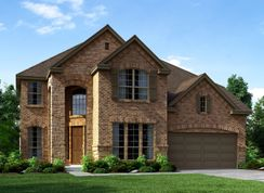 The Andes (5542) - Imperial - Artisan Collection: Sugar Land, Texas - Meritage Homes