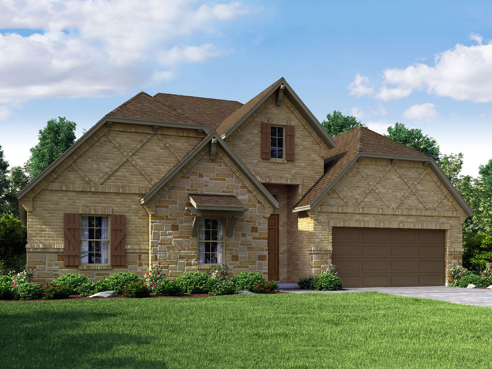 Imperial - Artisan Collection in Sugar Land, TX, New Homes & Floor ...