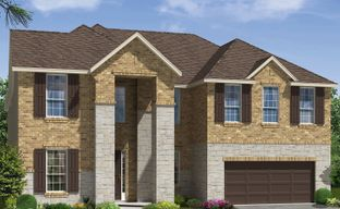 Imperial - Artisan Collection by Meritage Homes in Houston Texas