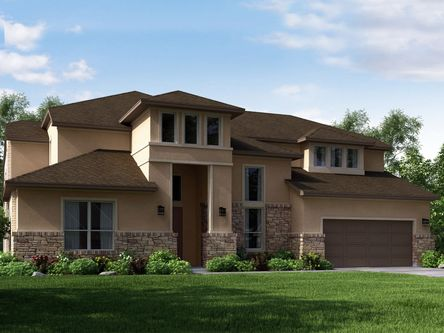 Imperial Metropolitan Collection By Meritage Homes In Houston Texas