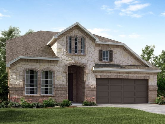 Classic In Richmond, TX, New Homes & Floor