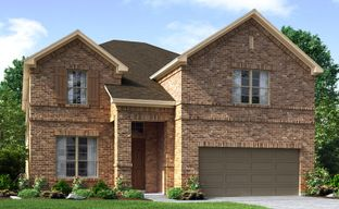 Pine Lake Cove - Classic by Meritage Homes in Houston Texas