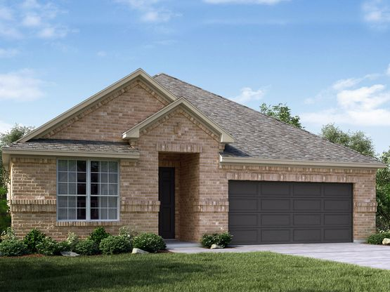 The Juniper (4005) Plan, Richmond, Texas 77406