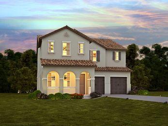 Hayden Watermark Winter Garden Florida Meritage Homes