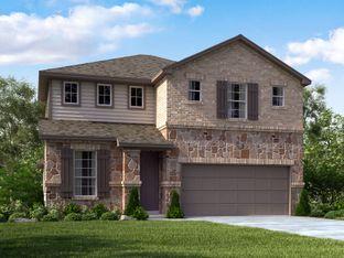 The Lavaca - Ranch Park Village - Texana Series: Sachse, Texas - Meritage Homes