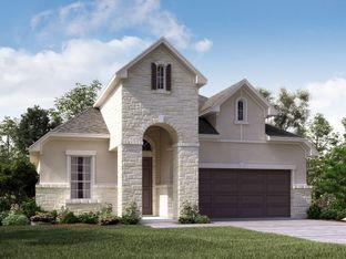 The Walnut (4002) - Vista at Prescott Oaks: San Antonio, Texas - Meritage Homes