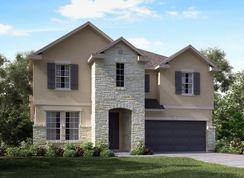 The Spanish Oak (4014) - Vista at Prescott Oaks: San Antonio, Texas - Meritage Homes