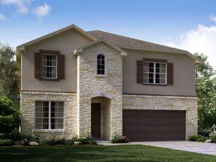 The Redwood (4016) - Vista at Prescott Oaks: San Antonio, Texas - Meritage Homes