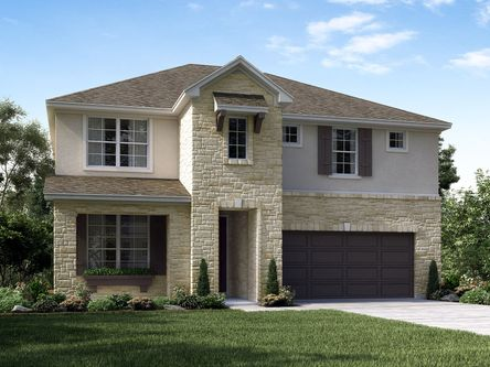 The Reserve At Sienna By Meritage Homes In San Antonio Texas