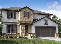 The Evergreen (4011) - Vista at Prescott Oaks: San Antonio, Texas - Meritage Homes