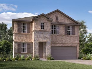 The Red River - The Enclave at Oak Grove: Little Elm, Texas - Meritage Homes