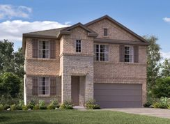 The Red River - Ranch Park Village - Texana Series: Sachse, Texas - Meritage Homes