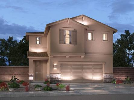 Prelude at Madera Highlands by Meritage Homes in Tucson Arizona