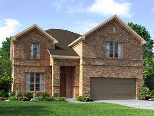 The Cedar (4012) - Montgomery Oaks - Estate: Conroe, Texas - Meritage Homes