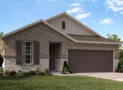 The Rio Grande - Ranch Park Village - Texana Series: Sachse, Texas - Meritage Homes
