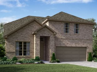 The Chestnut (4021) - Talavera - Classic: Richmond, Texas - Meritage Homes