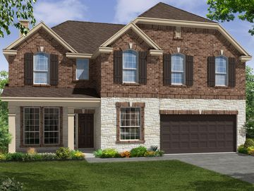 The Windrose (5570), Pearland, TX in Riverstone Ranch - The