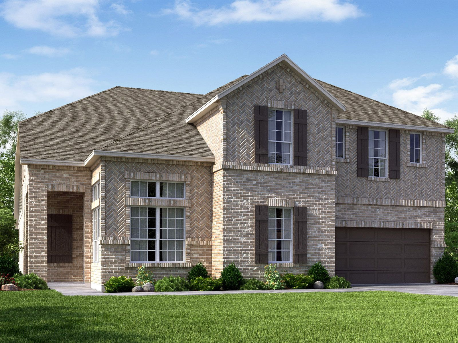 Aliana in Richmond, TX :: New Homes by Meritage Homes