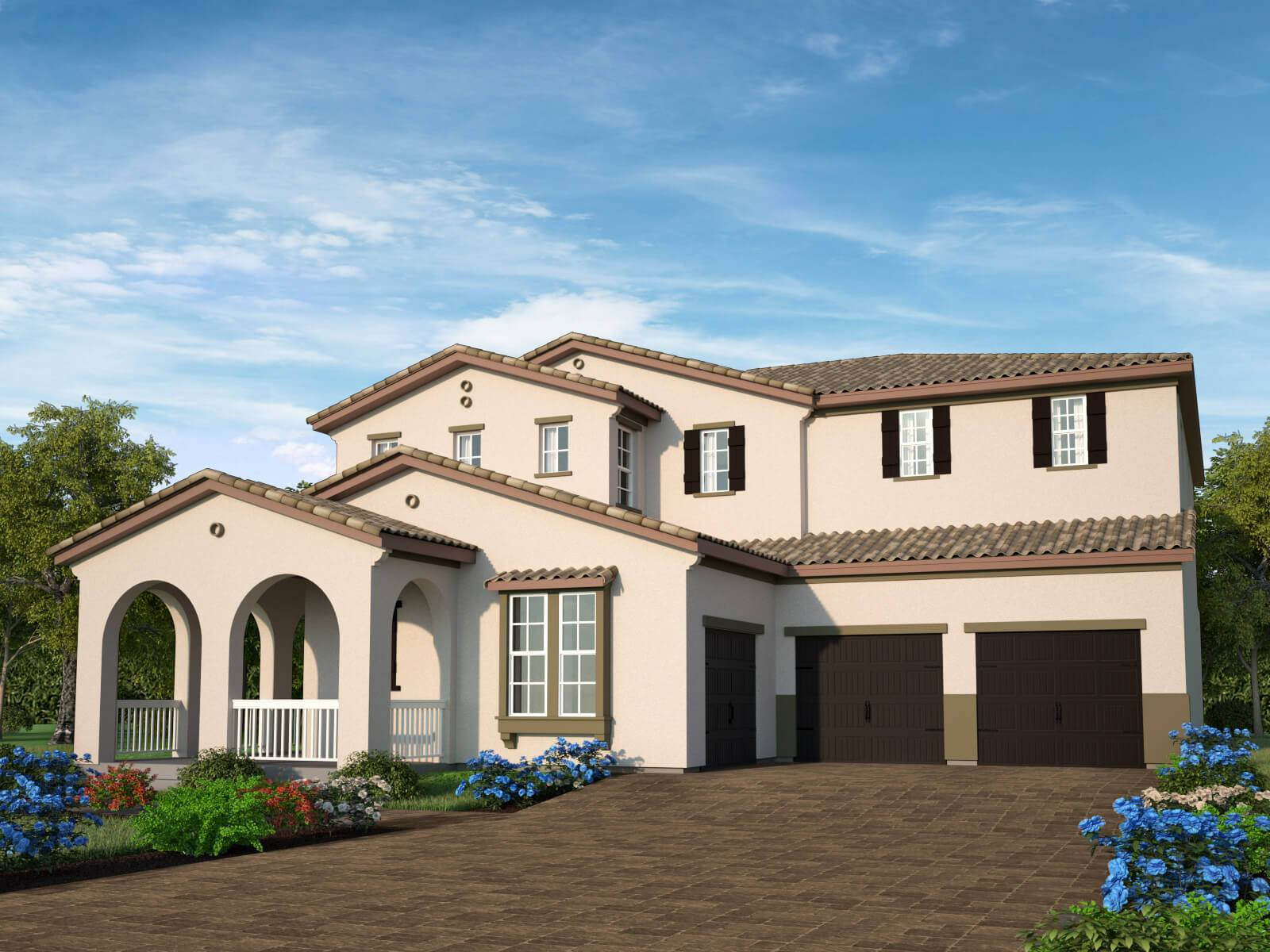 Watermark in winter garden fl by meritage homes central for New home source