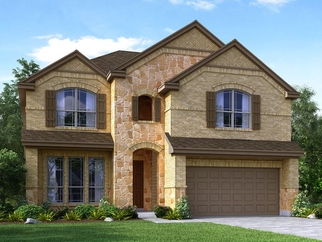 2617 Summer Indigo Trail (The Savannah)