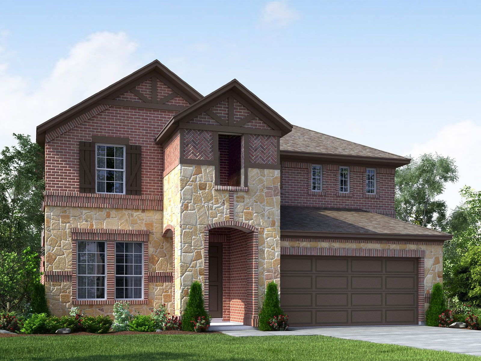 New Construction Homes And Floor Plans In Carrollton Tx