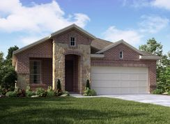 The Brazos - Ranch Park Village - Texana Series: Sachse, Texas - Meritage Homes
