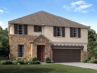 The Pine (4007) - Vista at Prescott Oaks: San Antonio, Texas - Meritage Homes