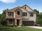 Vista at Prescott Oaks by Meritage Homes in San Antonio Texas
