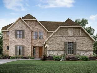 The Roosevelt - Frontier Estates: Prosper, Texas - Meritage Homes