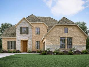 The Madison - Frontier Estates: Prosper, Texas - Meritage Homes